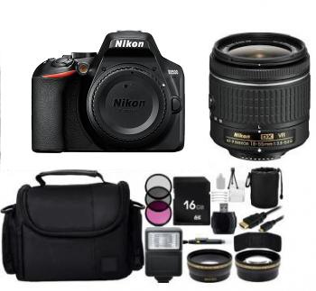 Nikon D3500 DSLR Camera with 1