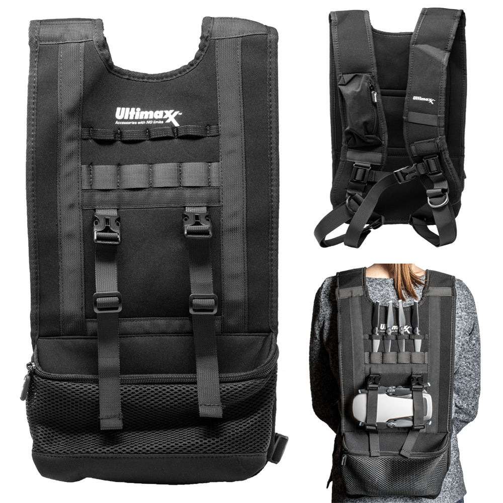 Ultimaxx Easy Carry Vest Shoul
