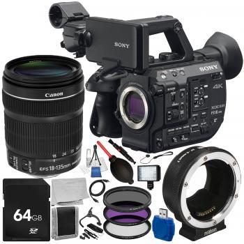 Sony PXW-FS5M2 4K Super35mm Co