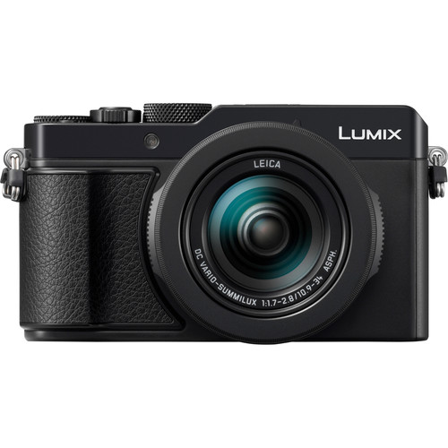 Panasonic Lumix DC-LX100 II Digital Camera (Black)