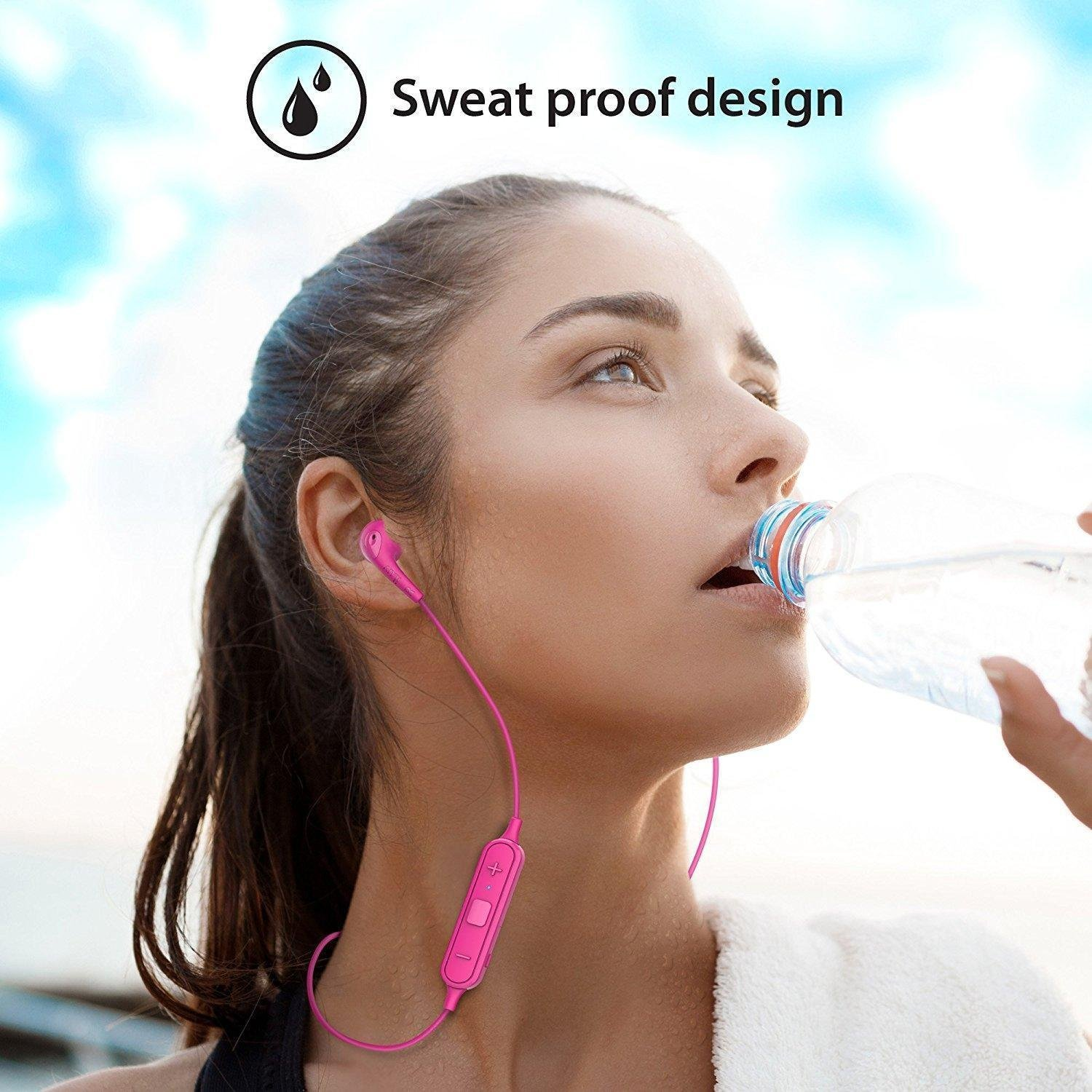 iLuv Bubble Gum Air Bluetooth
