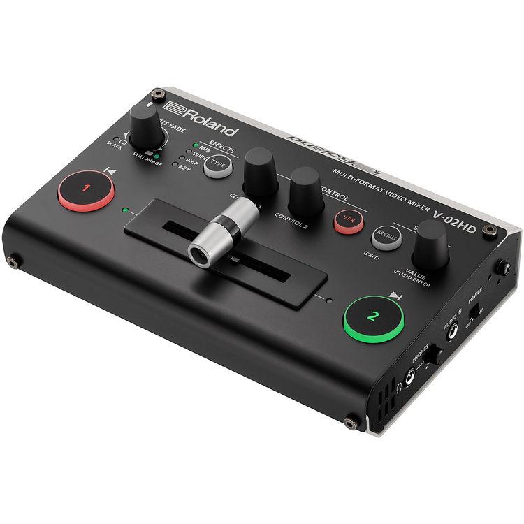 RolandV-02HD PAC1 Video Mixe