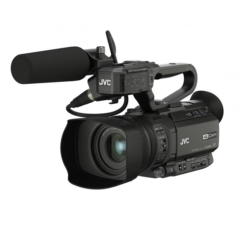 JVC GY-HM250HW UHD 4K Streamin