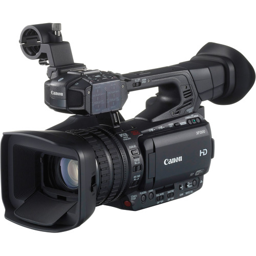 Image of Canon XF200 HD Camcorder