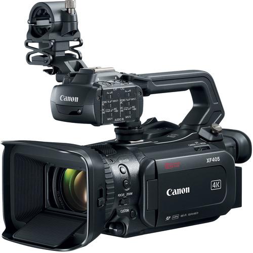 Canon XF405 4K UHD 60P Camcord