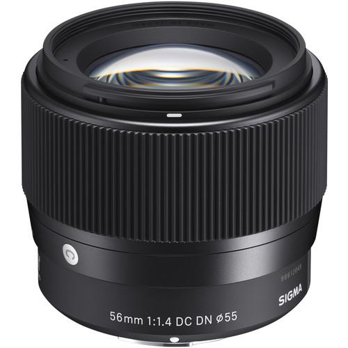 Sigma 56mm f/1.4 DC DN Contemp