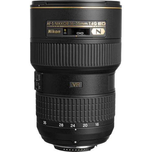 Original Nikon AF-S NIKKOR 16-