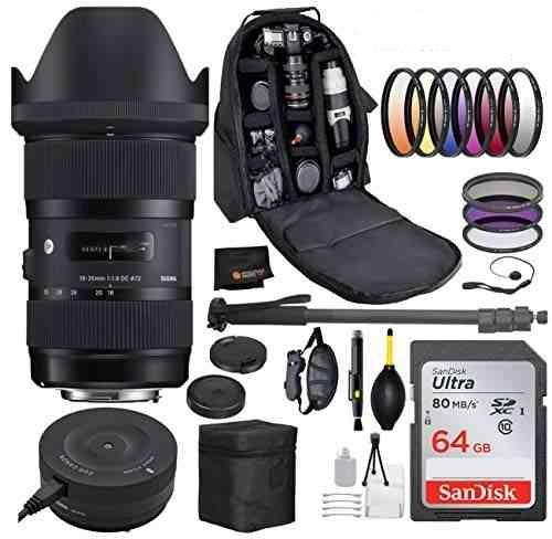 Sigma 18-35mm f/1.8 Art DC HSM