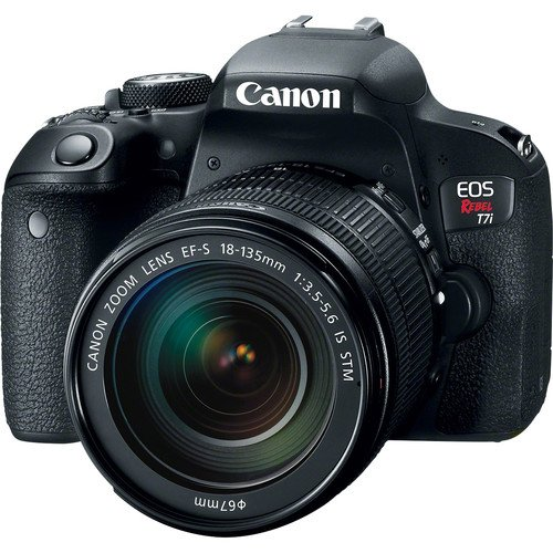 Canon EOS T7i Digital SLR Came