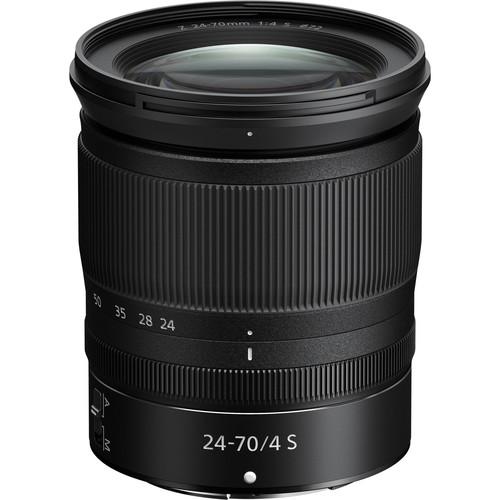 Nikon NIKKOR Z 24-70mm f/4 S L