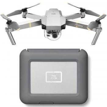 DJI Mavic Pro Platinum Drone w