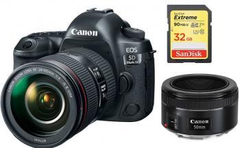 Canon EOS 5D Mark IV with Cano
