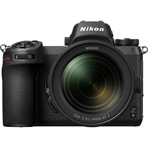 Nikon Z6 Mirrorless Digital Ca