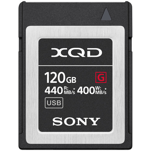 Sony Professional XQD G-Series