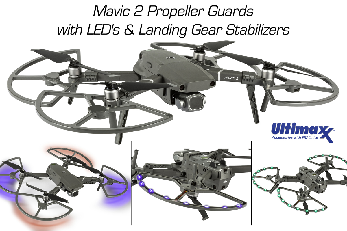 Ultimaxx Propeller Guards with