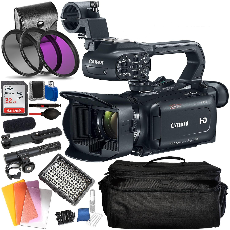 Canon XA11 Compact Full HD Cam