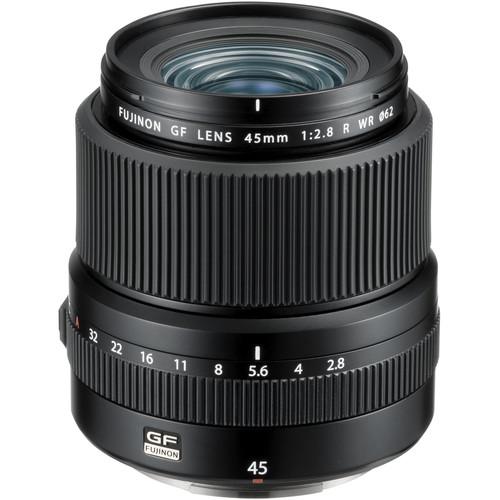 Image of FUJIFILM GF 45mm F/2.8 R WR Lens