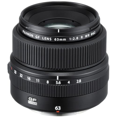 Image of FUJIFILM GF 63mm F/2.8 R WR Lens