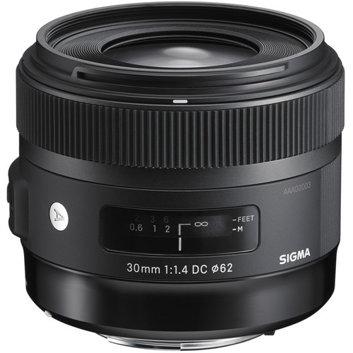 Sigma 30mm F1.4 Art DC HSM For