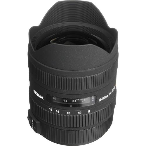 Sigma 8-16mm 4.5-5.6 DC HSM Fo