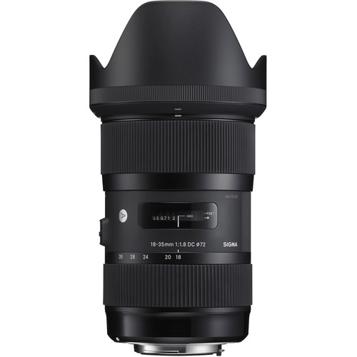 Sigma 18-35mm F1.8 DC HSM For