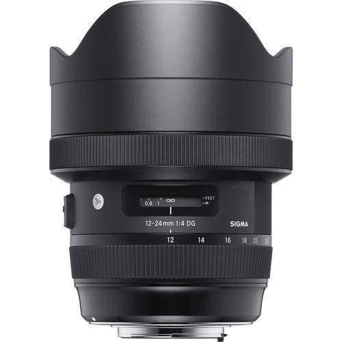 Sigma 12-24mm F4.0 Art DG HSM