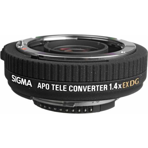 Sigma 1.4 X Teleconverter EX A
