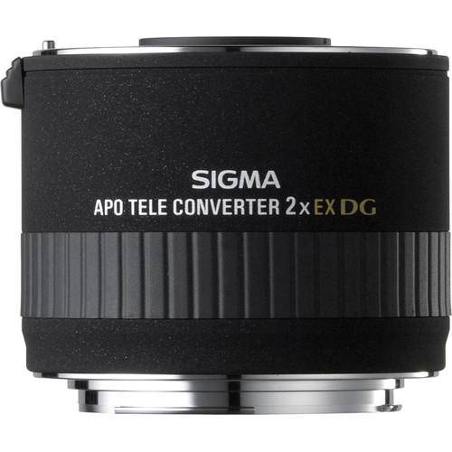 Sigma 2.0 X Teleconverter EX A