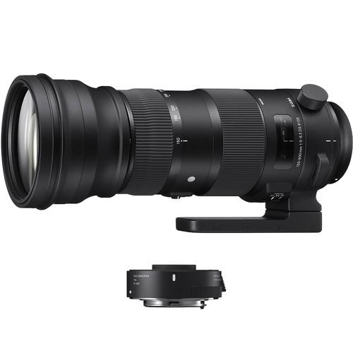 Sigma 150-600mm F5-6.3 Sports