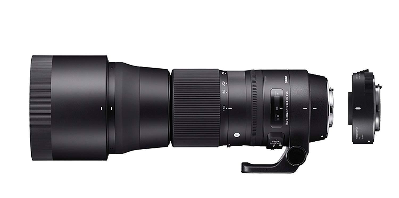 Sigma 150-600mm F5-6.3 Cont. D