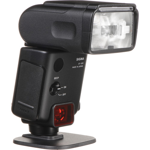 Sigma EF 630 Flash For Canon