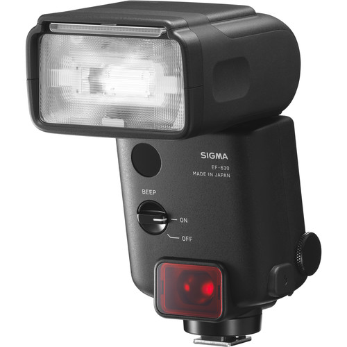 Sigma EF 630 Flash For Nikon