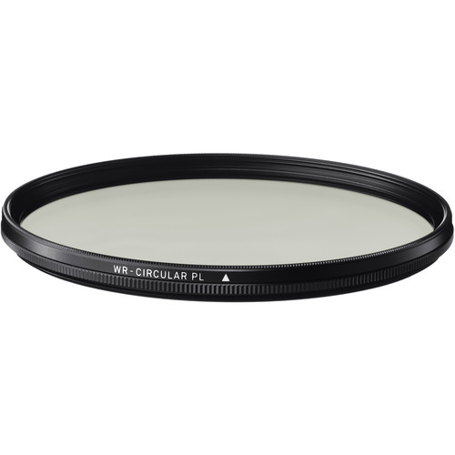 Sigma 82mm WR CPL Filter