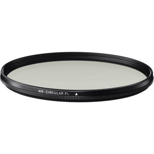 Sigma 86mm WR CPL Filter