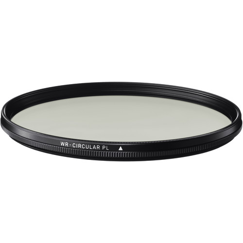 Sigma 95mm WR CPL Filter