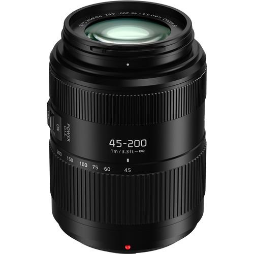 Compare Prices Of  Panasonic Lumix G Vario 45-200mm F/4-5.6 II POWER O.I.S. Lens