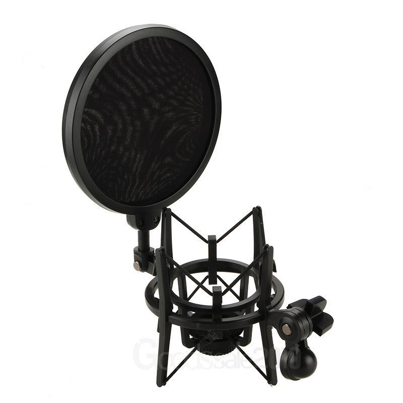 Ultimaxx Microphone Shock Moun