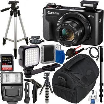 Canon G7 X Mark II PowerShot D