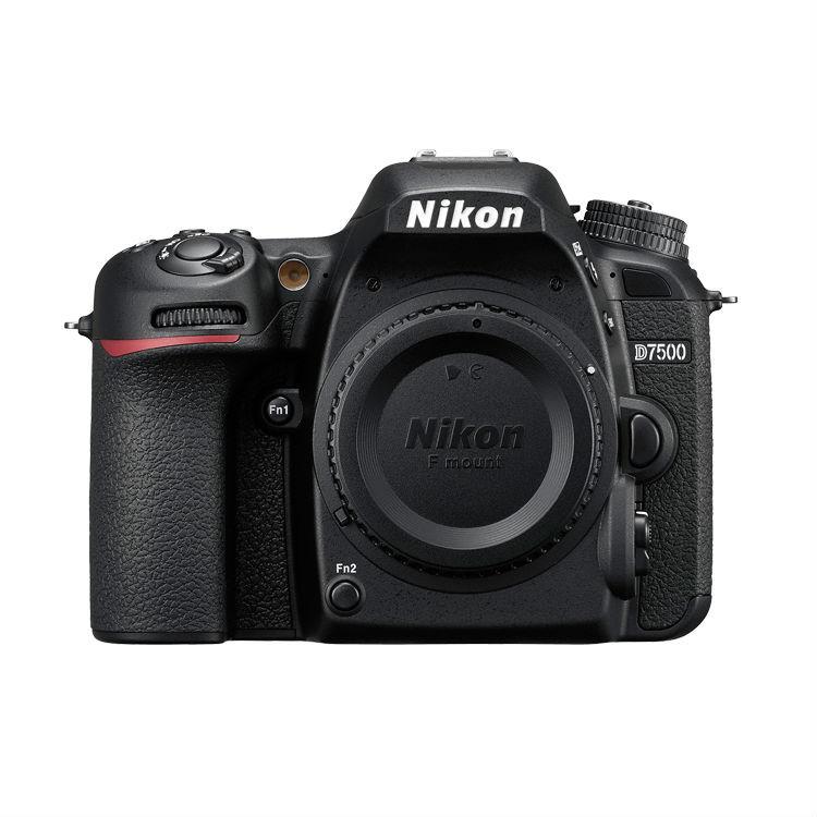 Nikon D7500 DSLR Camera (Body