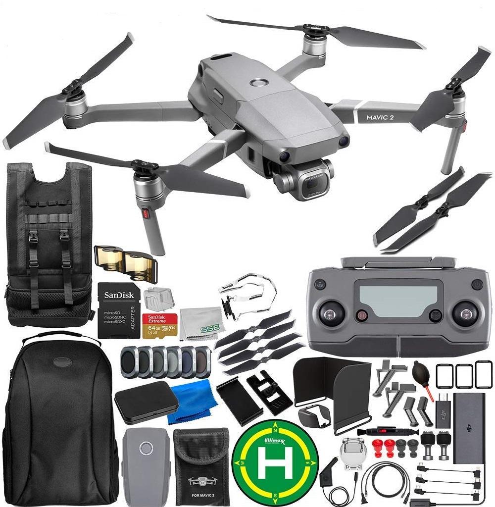 DJI Mavic 2 Pro Drone Quadcopt