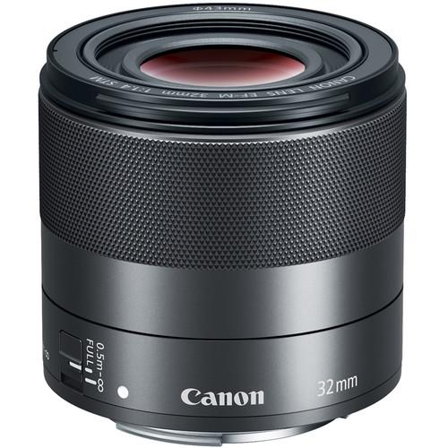 Image of Canon EF-M 32mm F/1.4 STM Lens