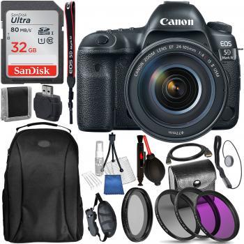 Canon EOS 5D Mark IV DSLR Came