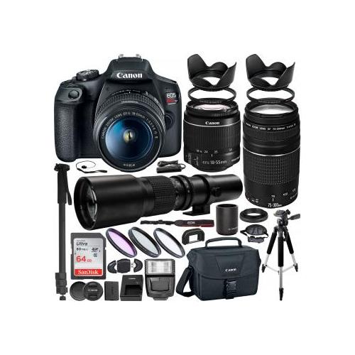 Canon EOS Rebel T7/2000D DSLR