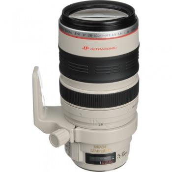 Image of Canon EF 28-300mm F/3.5-5.6L IS USM Lens