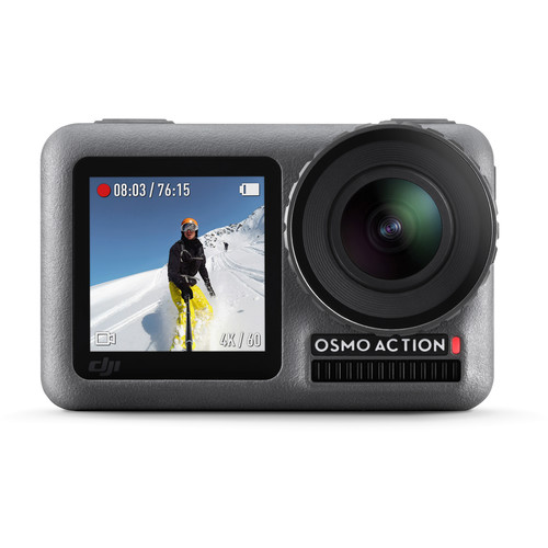 DJIOsmo Action 4K Camera