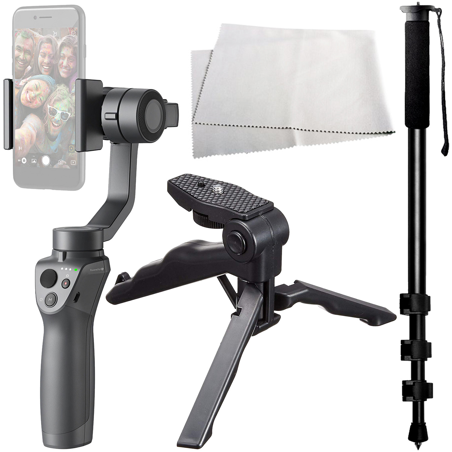 DJI Osmo Mobile 2 Bundle