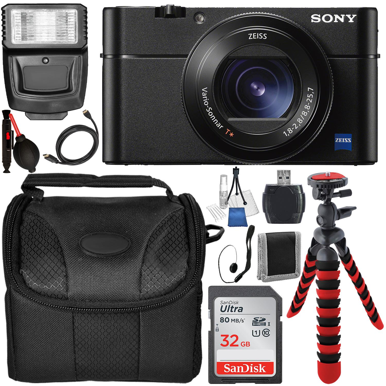 Sony Cyber-shot DSC-RX100 VA D