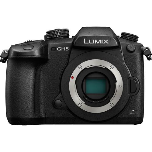 Panasonic Lumix DC-GH5 Mirrorl