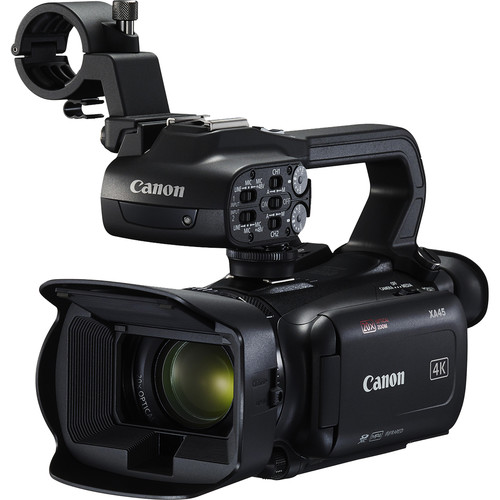 Image of Canon XA45 Professional UHD 4K Camcorder