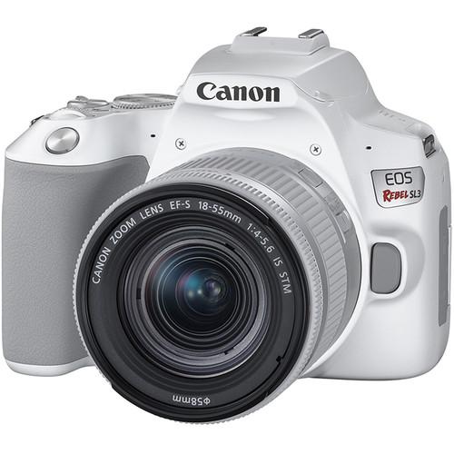 Canon EOS Rebel SL3 DSLR Camer
